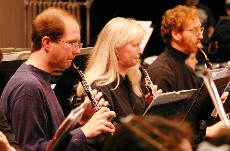 Pines of Rome oboes